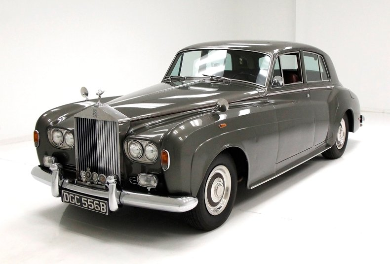 1965 Rolls-Royce Silver Cloud III For Sale
