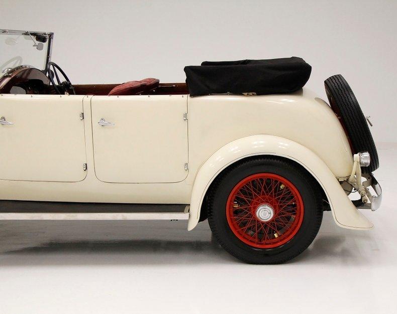 1933 Rolls-Royce Mayfair Phaeton 3