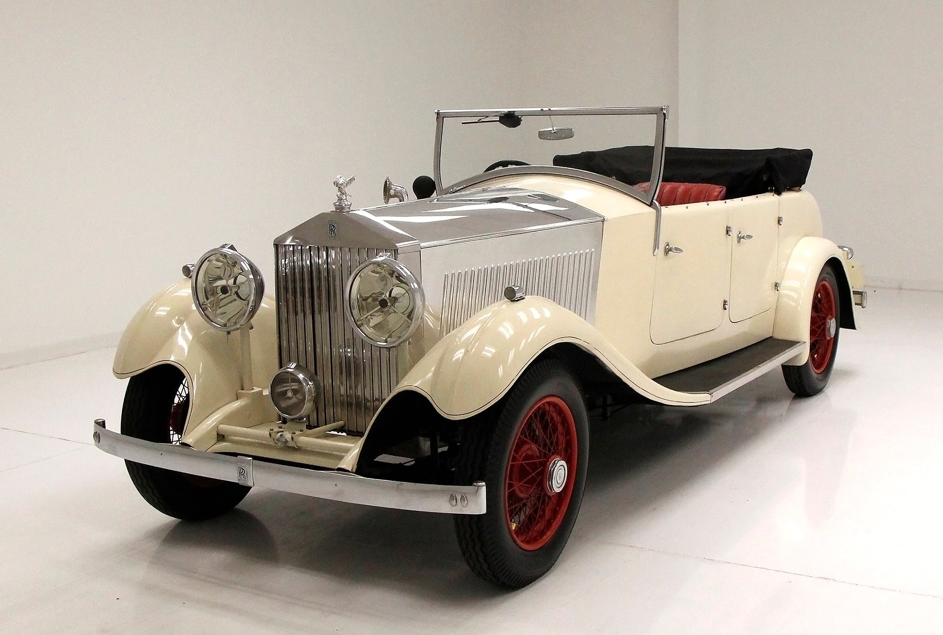 1933 Rolls-Royce Mayfair Phaeton