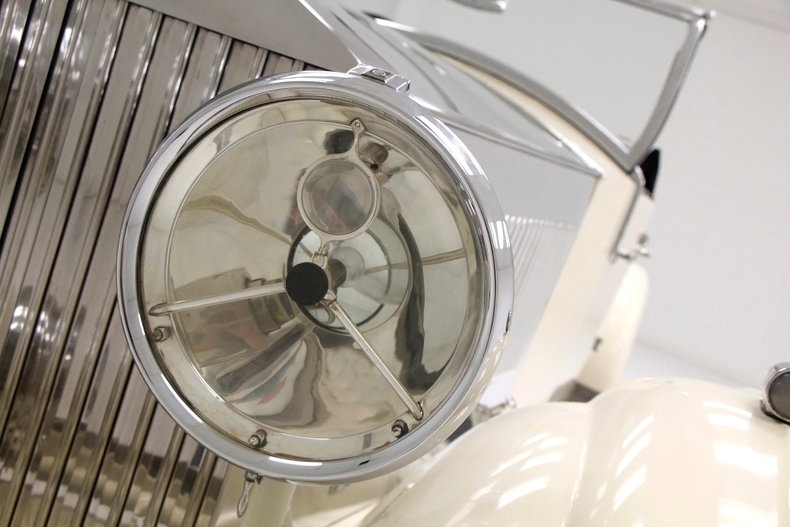 1933 Rolls-Royce Mayfair Phaeton 14