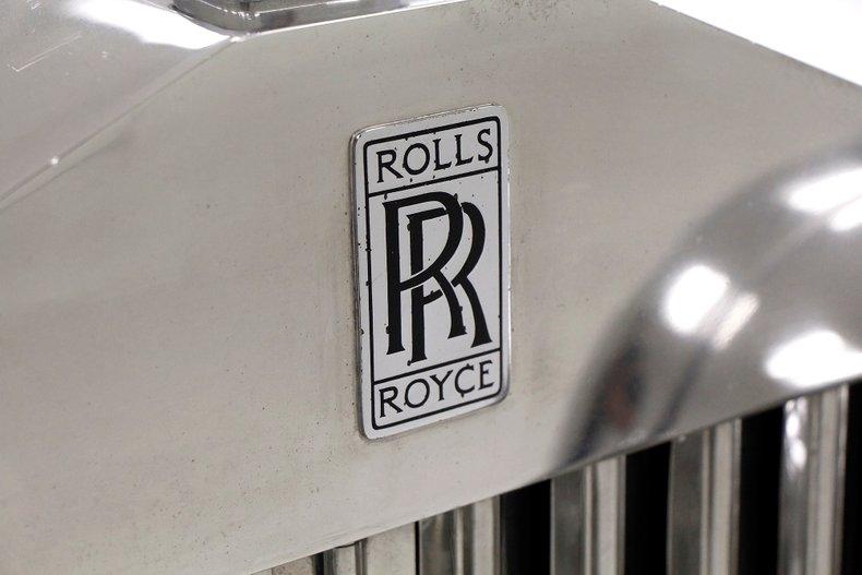 1933 Rolls-Royce Mayfair Phaeton 16