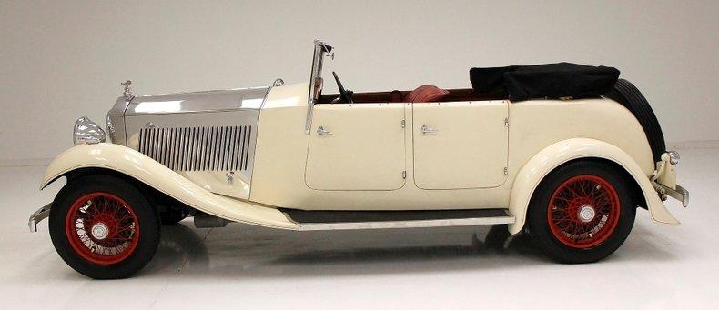 1933 Rolls-Royce Mayfair Phaeton 2