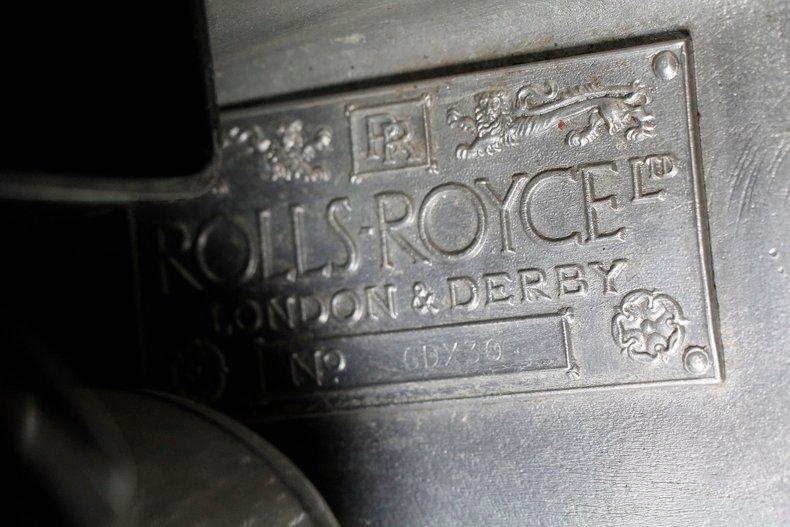 1933 Rolls-Royce Mayfair Phaeton 54