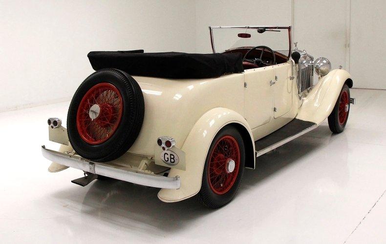 1933 Rolls-Royce Mayfair Phaeton 8