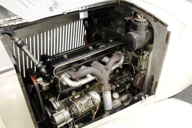 1933 Rolls-Royce Mayfair Phaeton 17