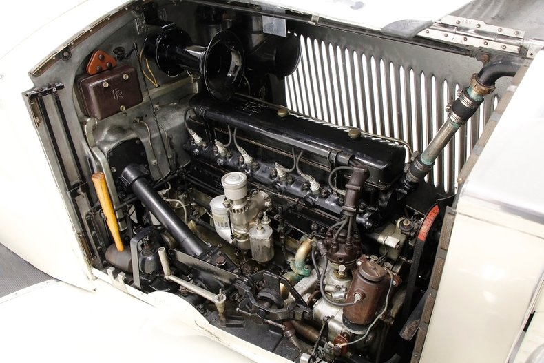 1933 Rolls-Royce Mayfair Phaeton 18