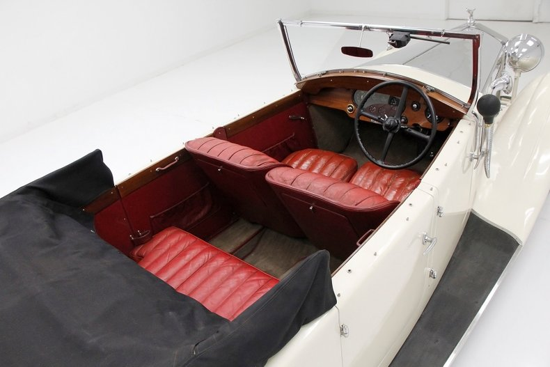 1933 Rolls-Royce Mayfair Phaeton 21