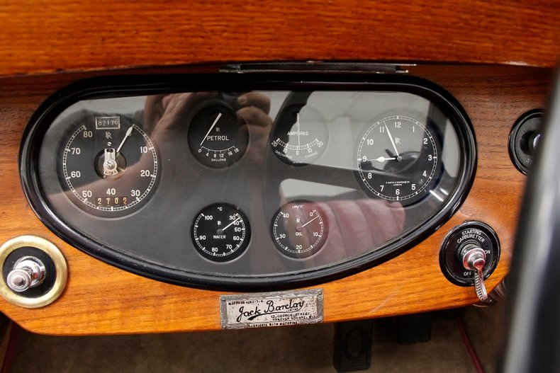 1933 Rolls-Royce Mayfair Phaeton 33