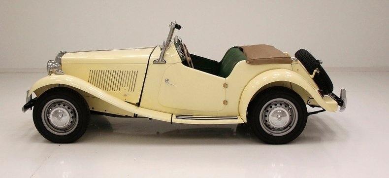 1951 MG TD 2