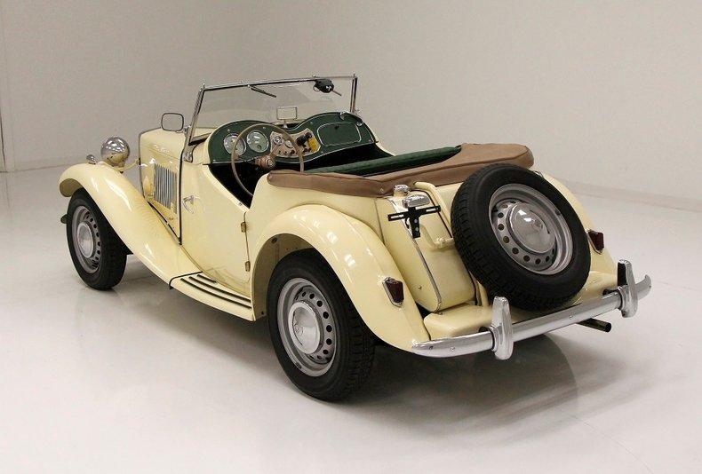 1951 MG TD 5