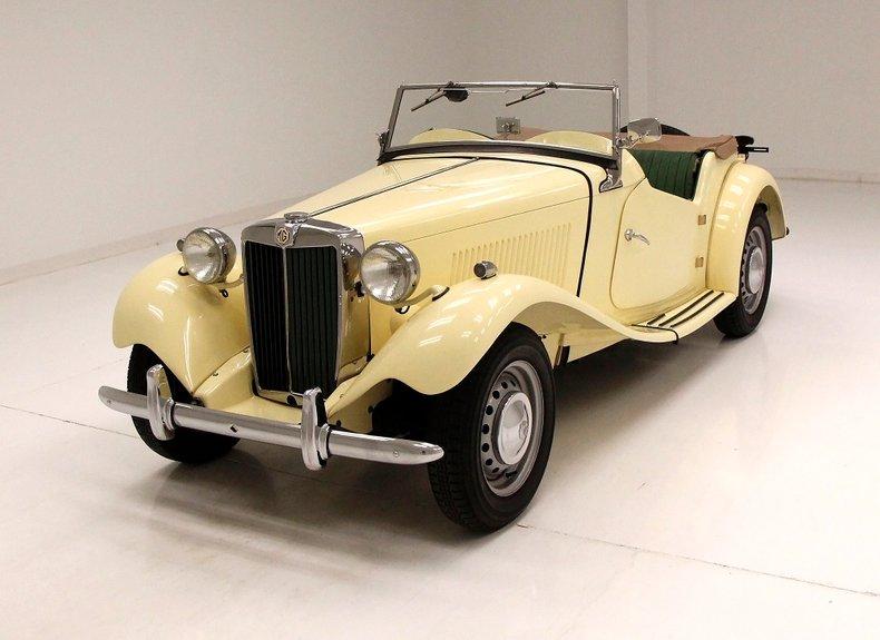 1951 MG TD 1