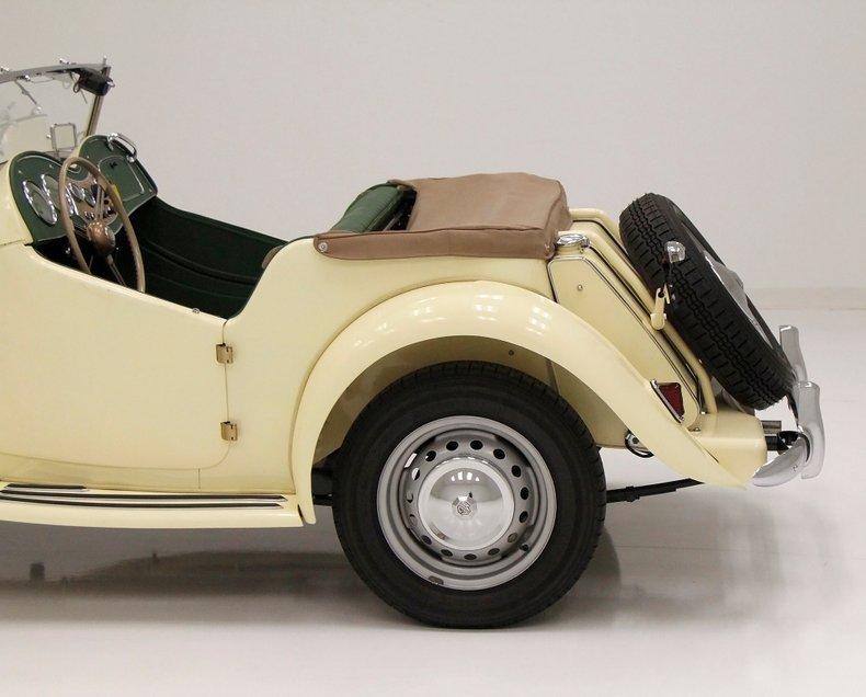 1951 MG TD 3