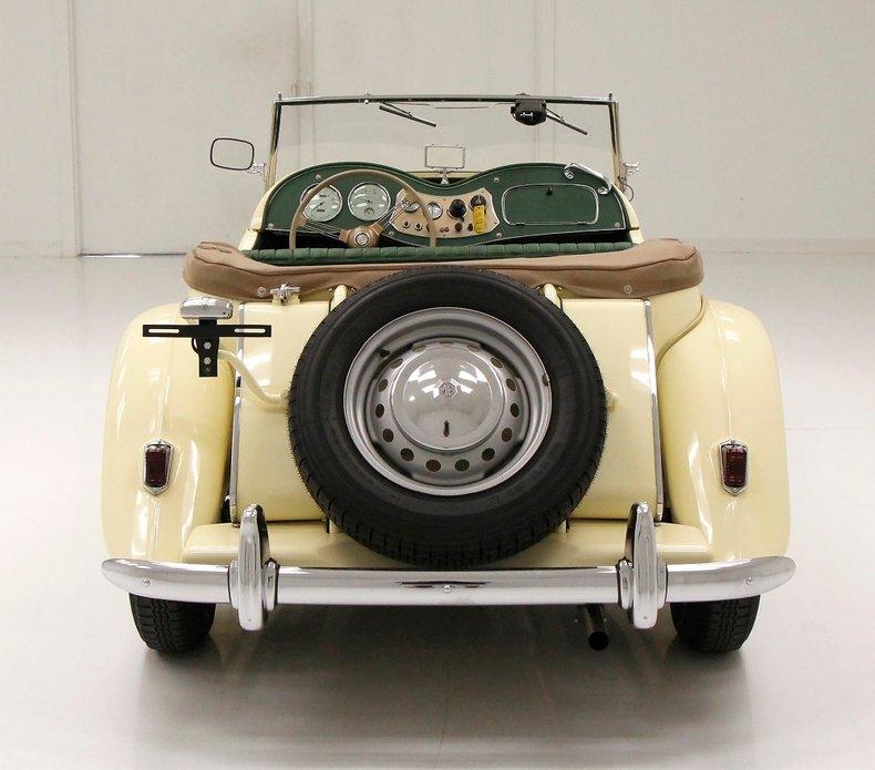 1951 MG TD 7