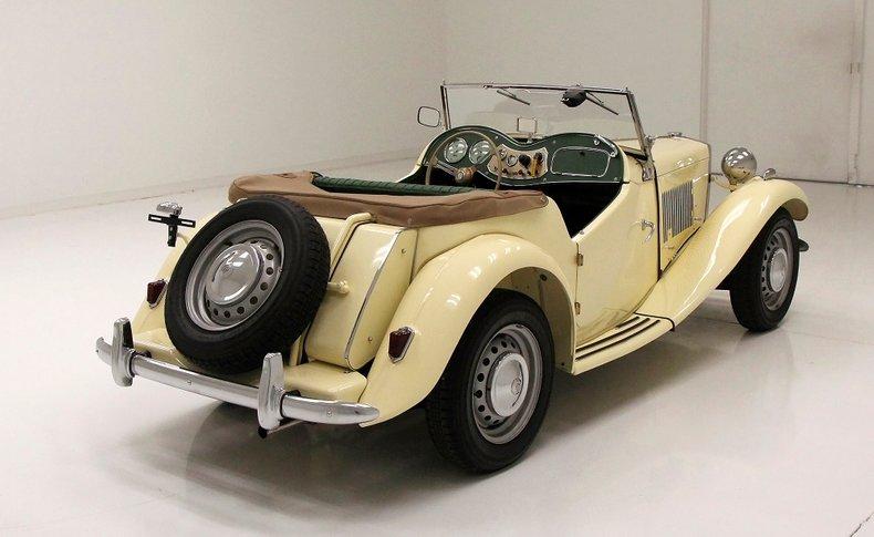 1951 MG TD 8