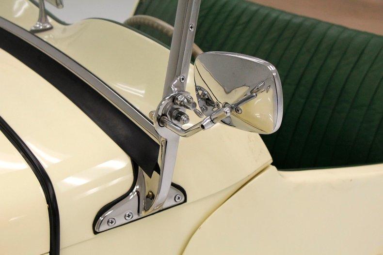 1951 MG TD 15