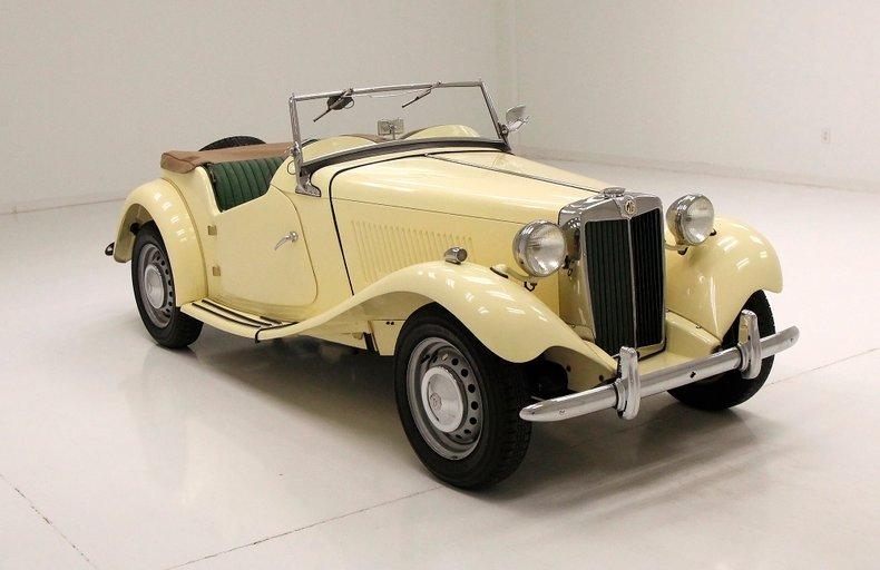 1951 MG TD 10