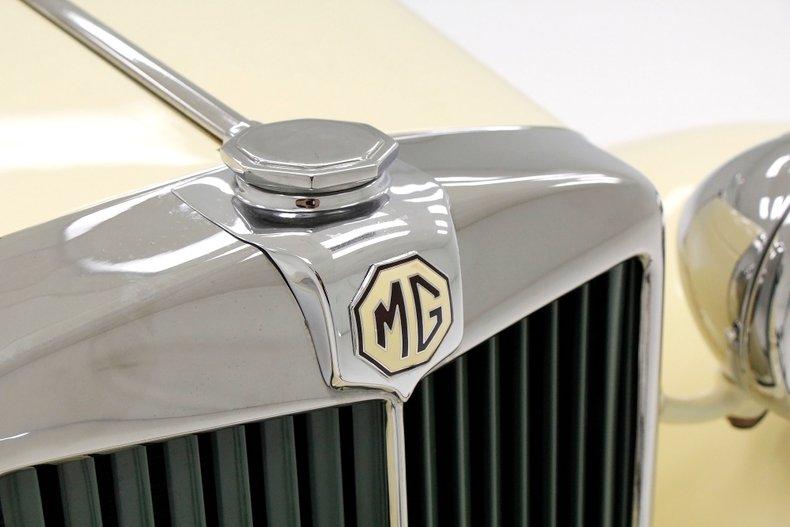1951 MG TD 14