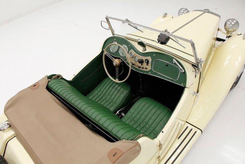 1951 MG TD 21