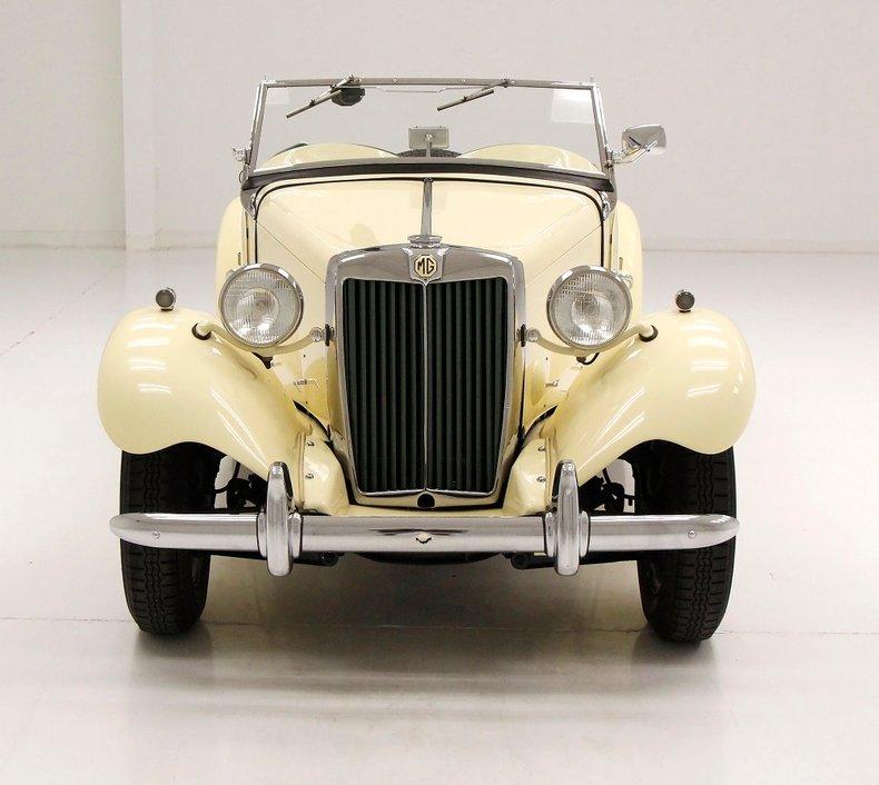 1951 MG TD 12