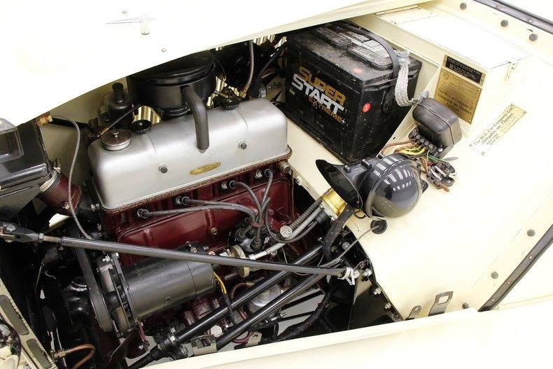 1951 MG TD 18