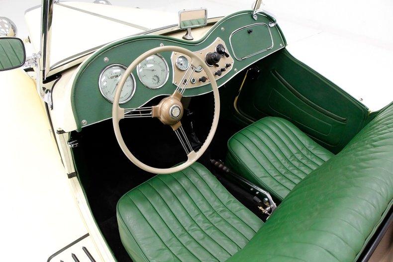 1951 MG TD 24