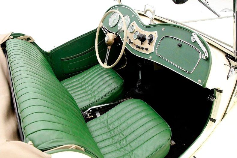 1951 MG TD 27
