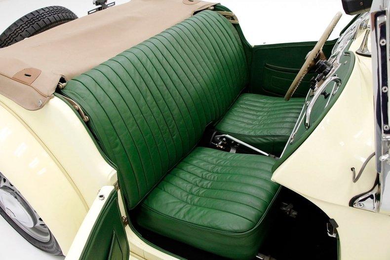 1951 MG TD 26