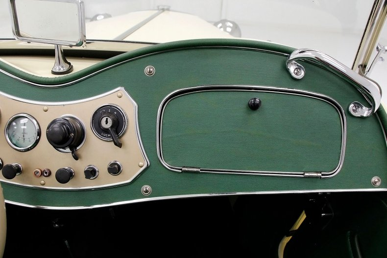 1951 MG TD 28