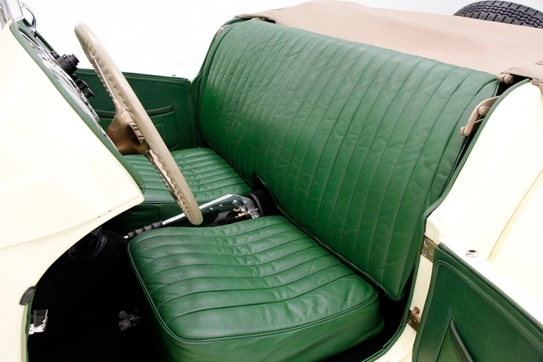 1951 MG TD 25