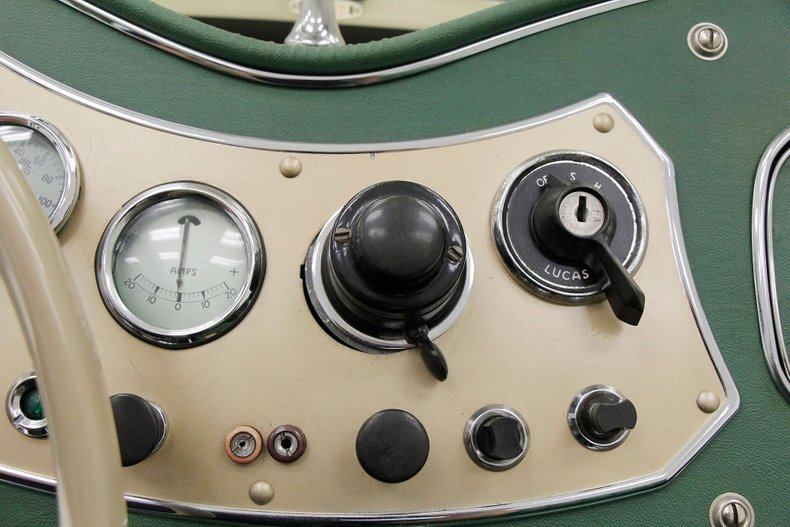 1951 MG TD 32