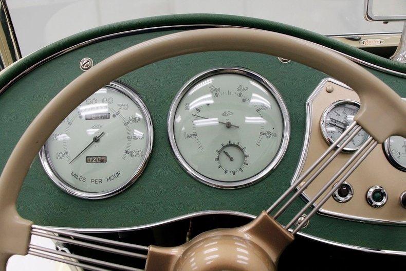1951 MG TD 29