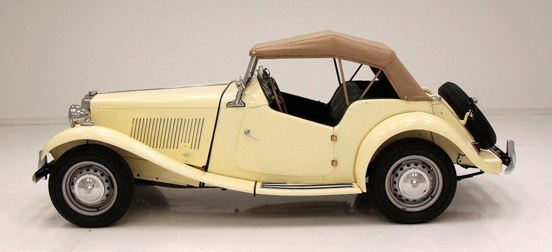 1951 MG TD 9
