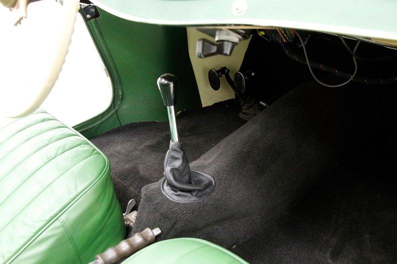 1951 MG TD 33