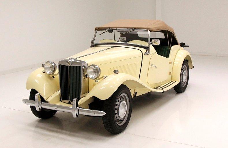 1951 MG TD 6
