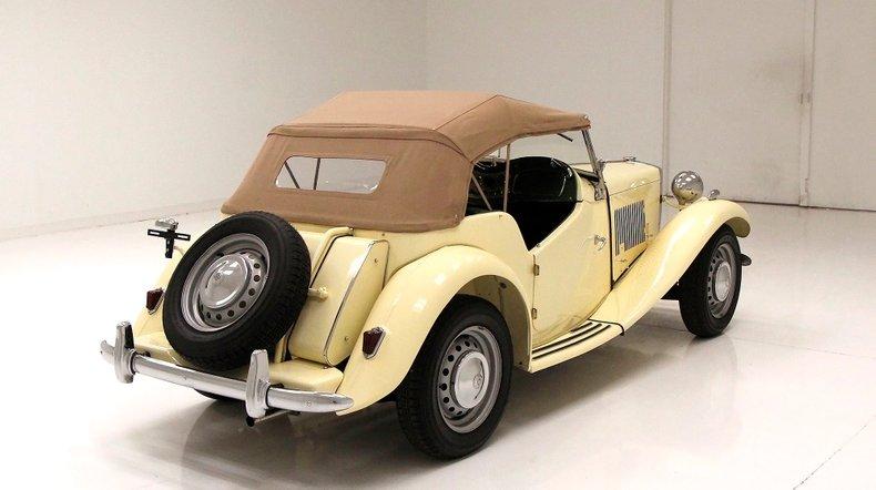 1951 MG TD 4