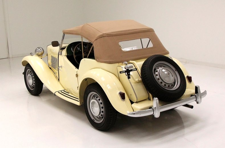 1951 MG TD 11