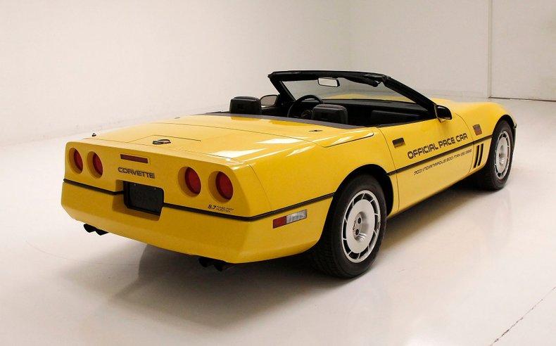1986 Chevrolet Corvette 8