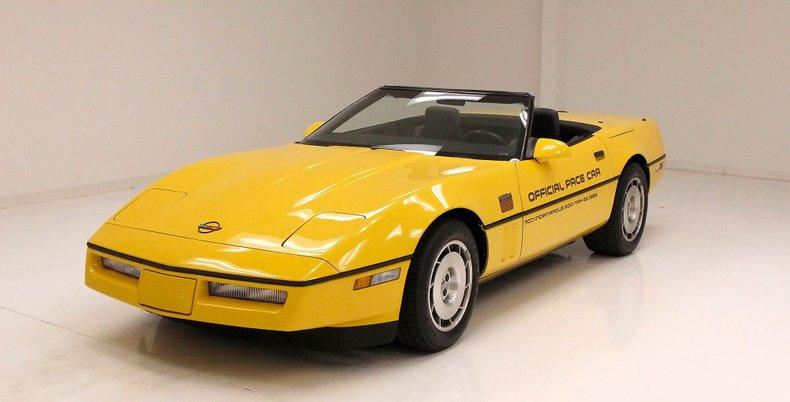 1986 Chevrolet Corvette 1