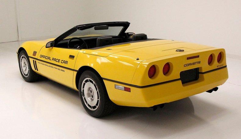 1986 Chevrolet Corvette 4