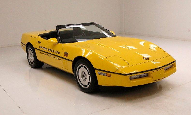 1986 Chevrolet Corvette 10