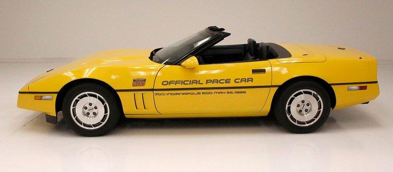 1986 Chevrolet Corvette 2