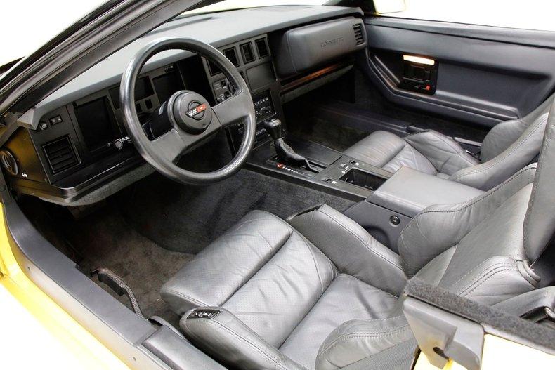 1986 Chevrolet Corvette 21