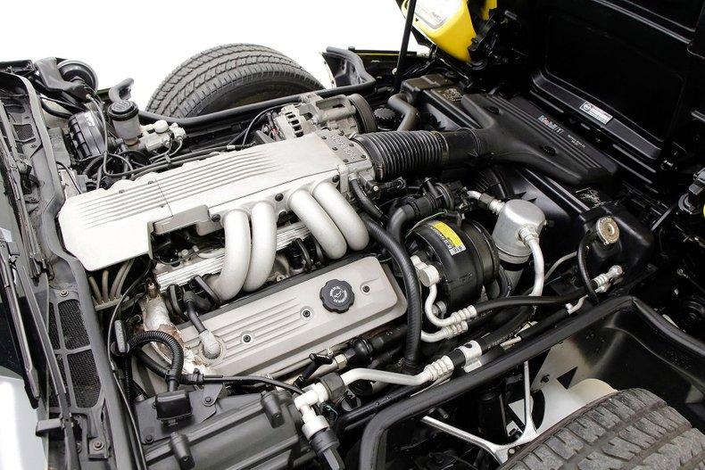 1986 Chevrolet Corvette 17