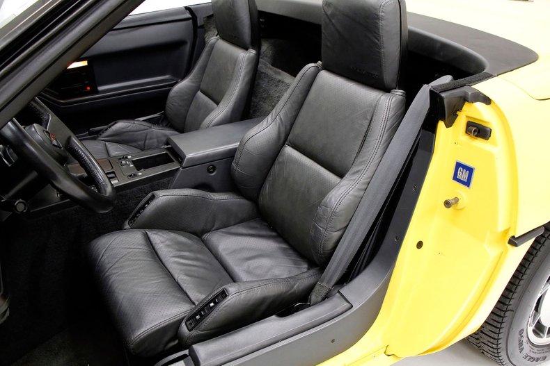 1986 Chevrolet Corvette 22