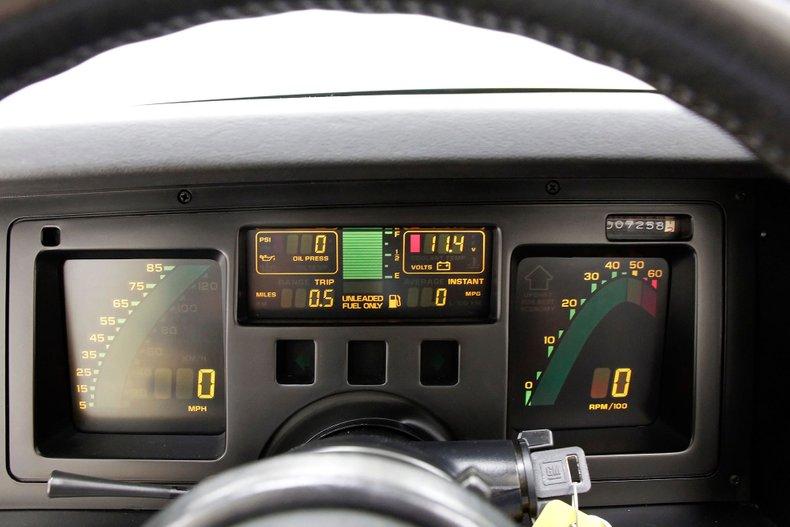 1986 Chevrolet Corvette 25