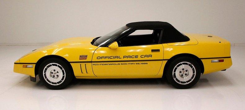 1986 Chevrolet Corvette 9