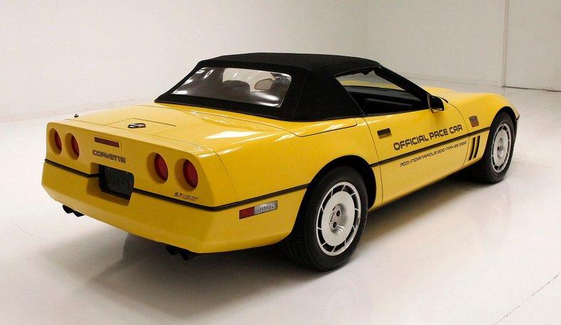 1986 Chevrolet Corvette 11