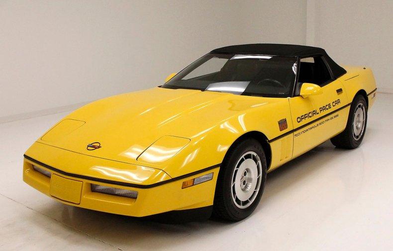 1986 Chevrolet Corvette 5
