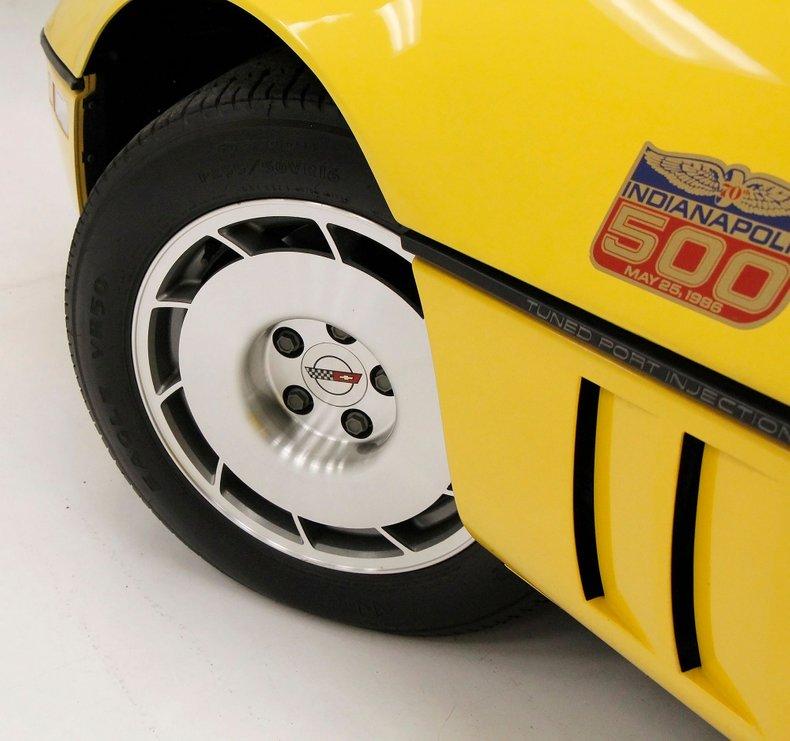 1986 Chevrolet Corvette 14