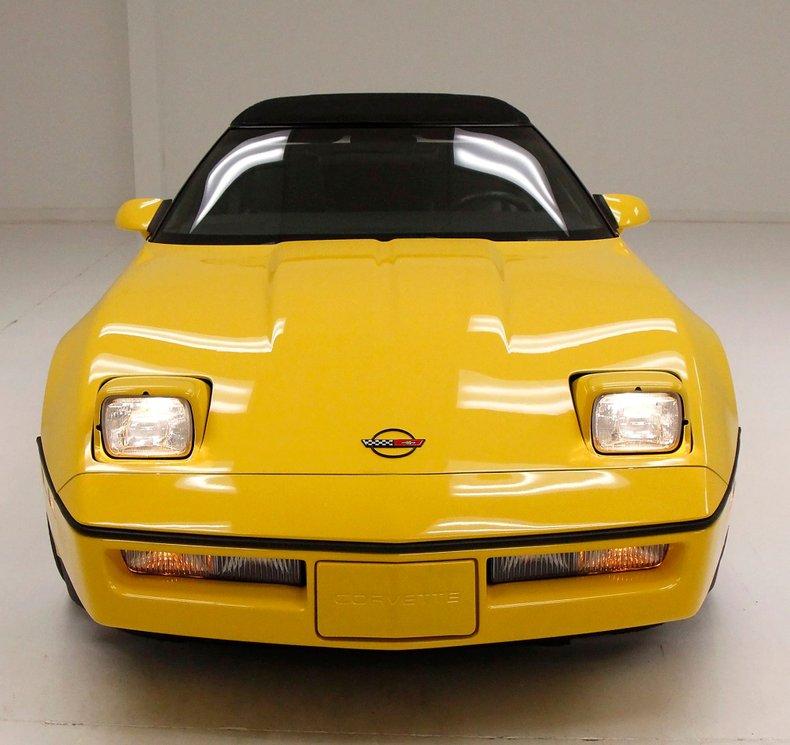 1986 Chevrolet Corvette 6